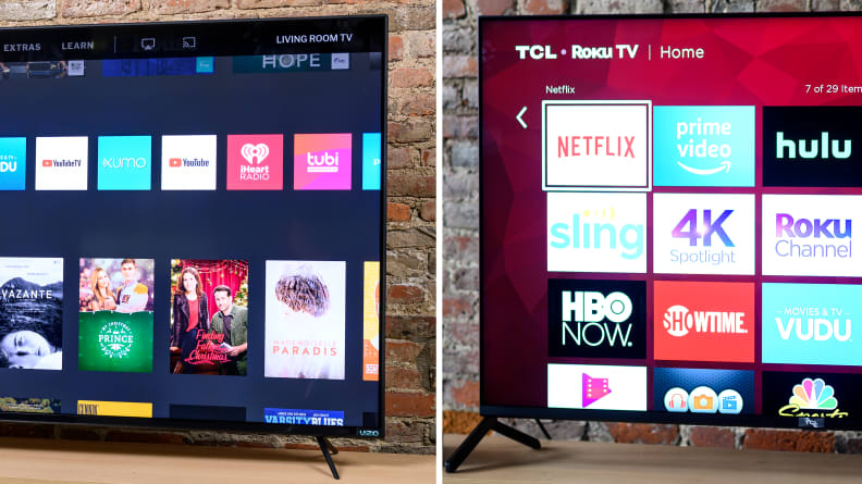 Vizio M Series Quantum vs. TCL 6-Series: Which one should you buy? -  Reviewed Televisions