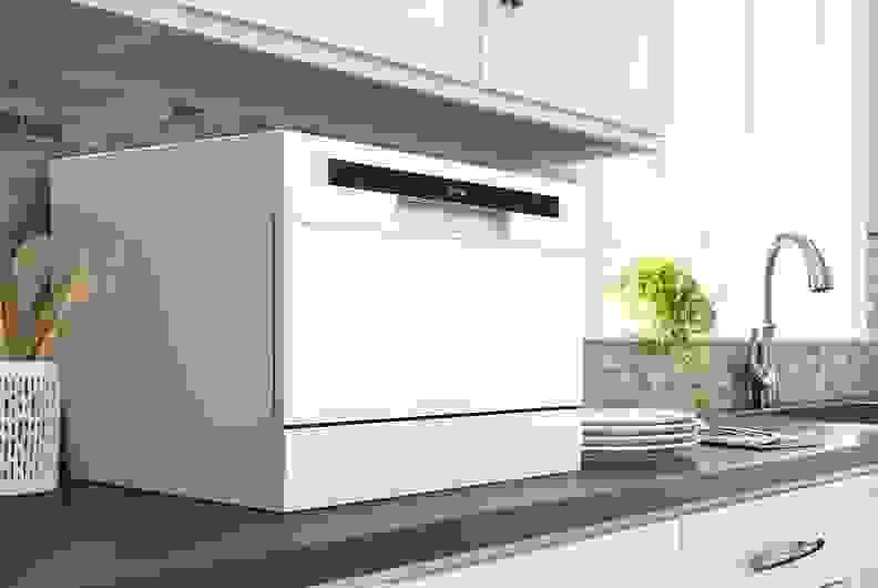 hOmeLabs portable dishwasher