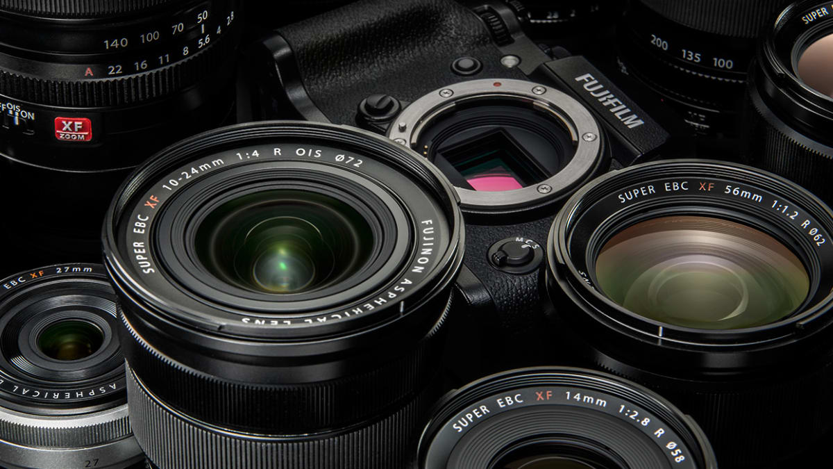 A Guide to the Best Fujifilm Camera Lenses - Reviewed Lenses