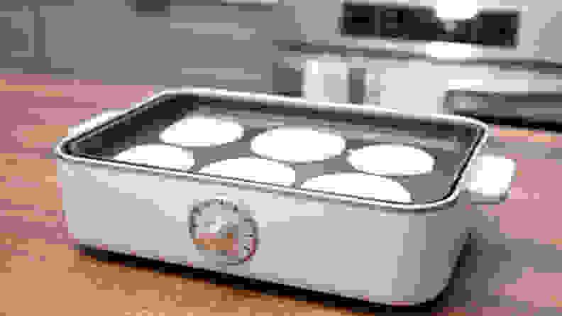 six pancakes