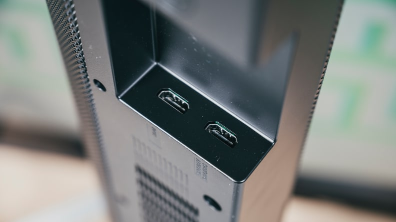 Samsung HW-Q800T soundbar top