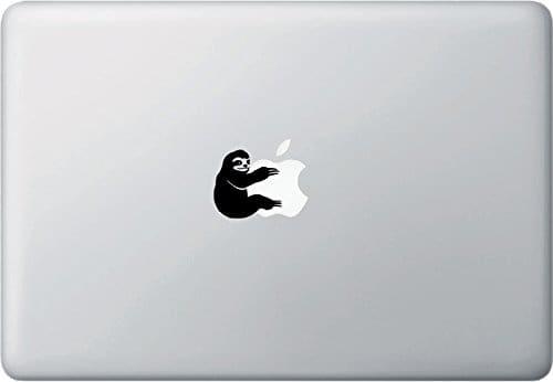 Apple Logo Sloth