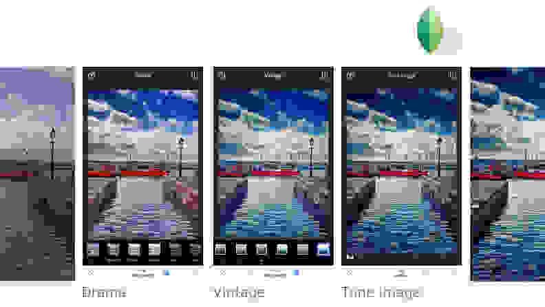 Snapseed Photo Editor Chrome App
