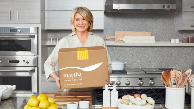 Martha & Marley Spoon - Box
