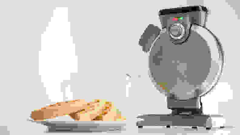 The Cuisinart WAF-V100 Vertical Waffle Maker