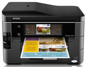 Product Image - Epson WorkForce 845