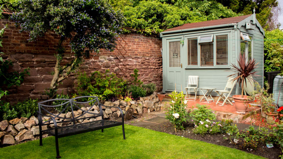 home office shed is a good option for people working from home