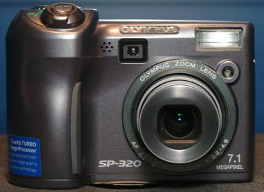 Product Image - Olympus SP-320