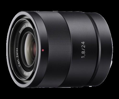 Product Image - Sony Sonnar T* E 24mm f/1.8 ZA E-mount Prime Lens