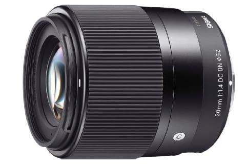 Sigma 30mm F1.4 DC DN Contemporary