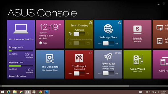 Asus Console
