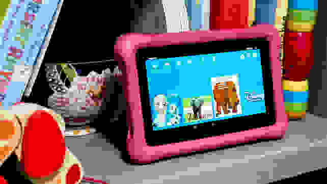 best gifts for tech 2018 amazon fire 7 kids edition