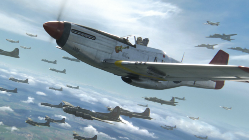 The Tuskegee Airmen take flight in Anthony Hemingway's 'Red Tails.'