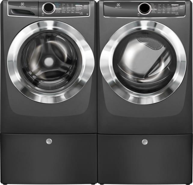 Electrolux EFLS617STT washer and EFME617STT dryer