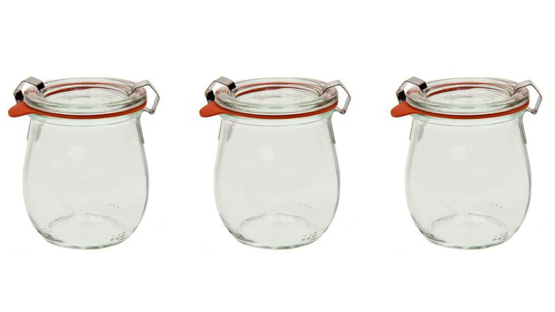 weck jars