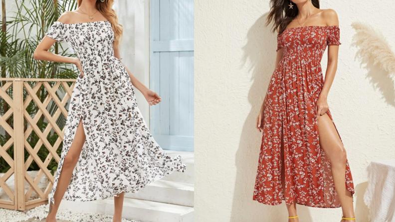 Shein Nap Dress