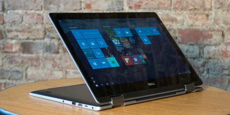 Dell Inspiron 15 7000 2-in-1 Laptop Review - Reviewed Laptops