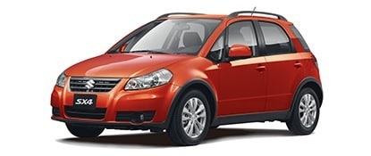 Product Image - 2013 Suzuki SX4 Crossover