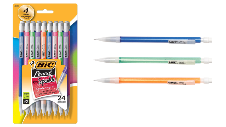 BIC Xtra-Sparkle Mechanical Pencil