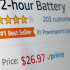 Amazon best seller hero