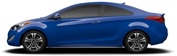Product Image - 2013 Hyundai Elantra Coupe SE