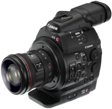 Product Image - Canon EOS C300