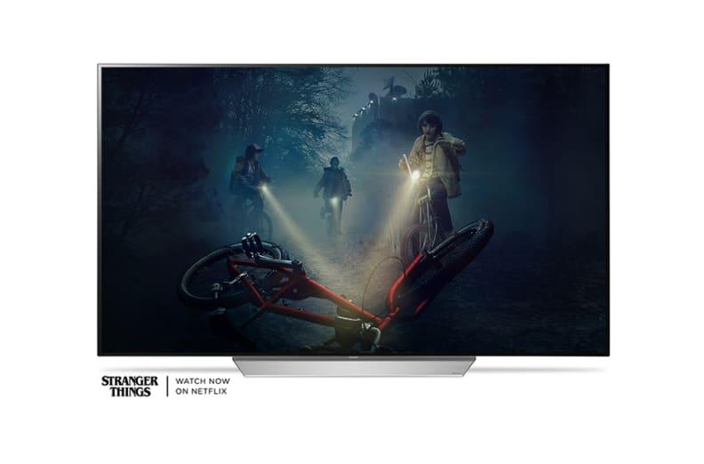 LG C7 OLED TV