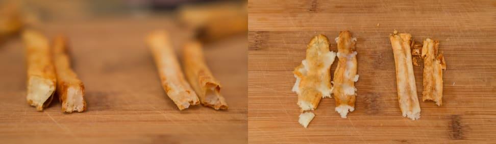 Deep Fried Fries Comparison