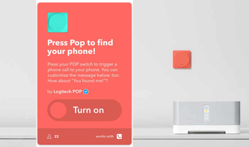 Pop IFTTT Applet