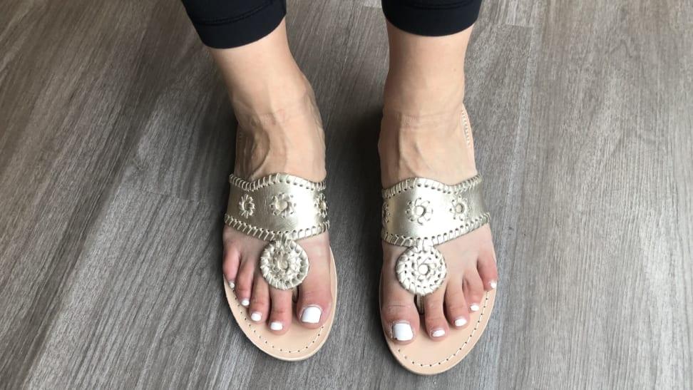 Jack Rogers classic sandals