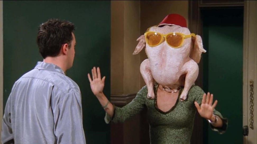 Thanksgiving TV Episodes