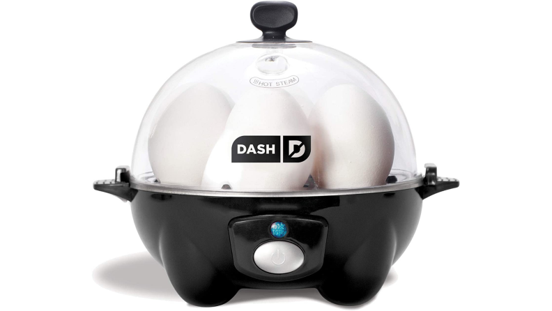 Product shot of DASH Rapid 6 Capacity Electric Cooker for Eggs