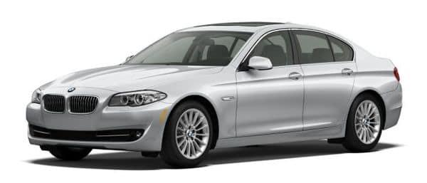 Product Image - 2013 BMW 535i Sedan