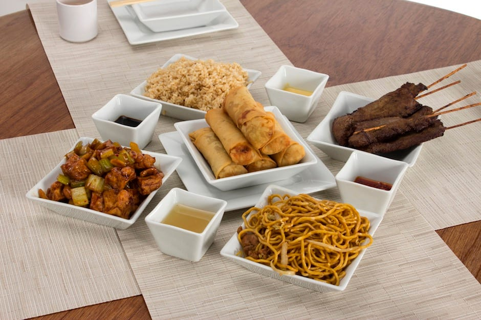 A Different Kind of Tradition: Chinese Food on Christmas - Reviewed ...
