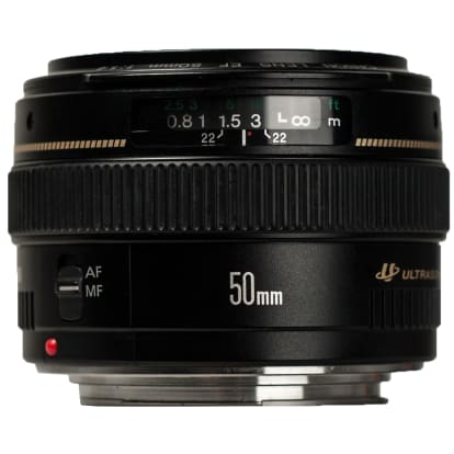 Product Image - Canon EF 50mm f/1.4 USM