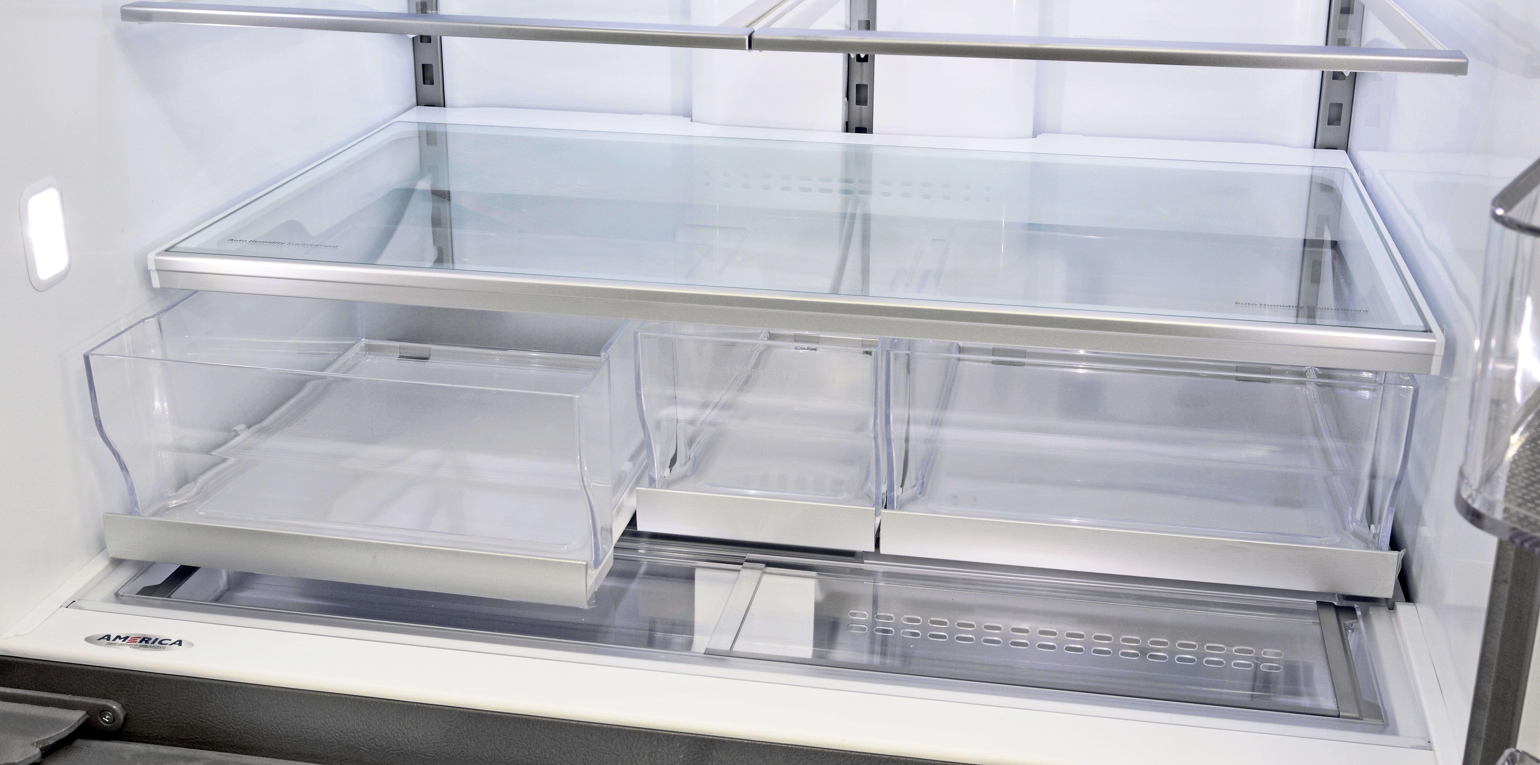 Whirlpool Wrv986fdem Refrigerator Review Reviewed Com