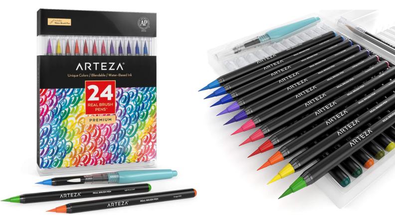Arteza markers