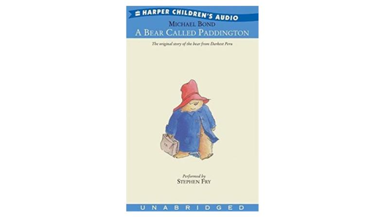 Paddington Bear Audio Book