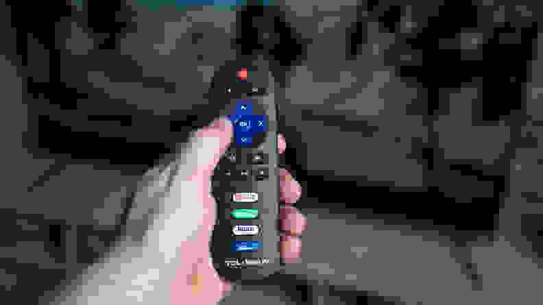 TCL 5-Series (2020) Roku Smart Platform Remote Control