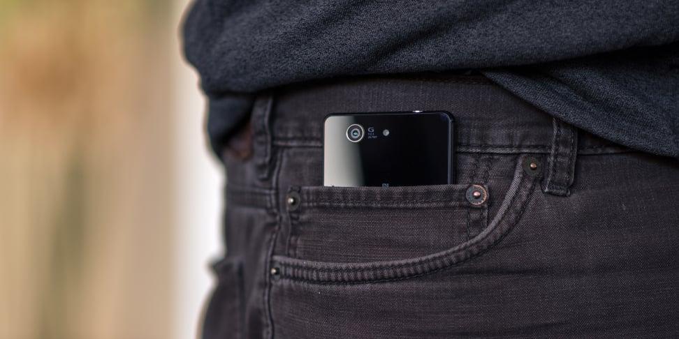Sony Z3 Compact - Pocket