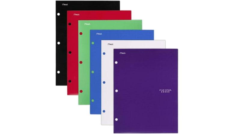 Five Star Folders