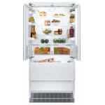 Liebherr hcb2062 french door refrigerator