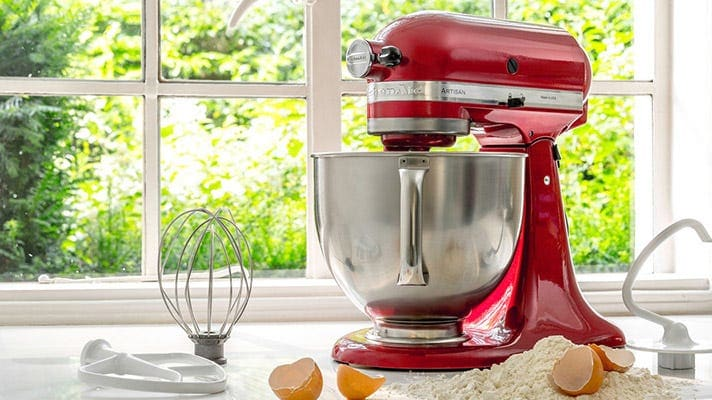 Black Friday 2020: Save on the KitchenAid stand mixer of your dreams right now.