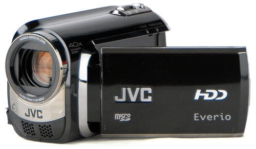 Product Image - JVC Everio GZ-MG670