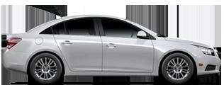 Product Image - 2013 Chevrolet Cruze Eco Auto