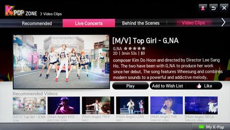 LG's Smart TV Platform Actually Has Some Decent Apps