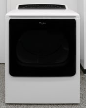 Whirlpool Cabrio WED8000DW Front