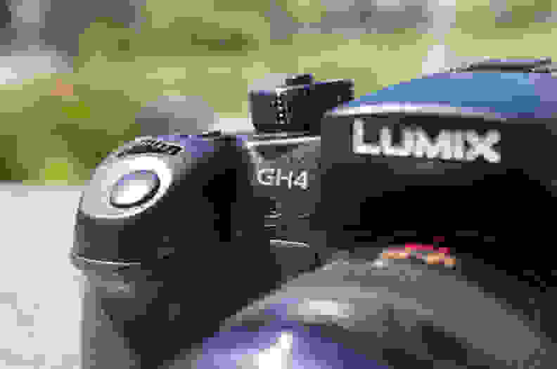 The Panasonic GH4 is the first interchangeable lens camera that makes recording 4K as simple or complex as you need it to be.