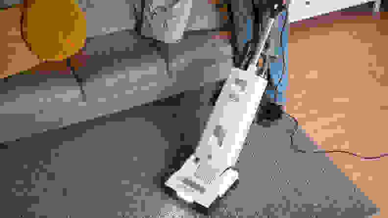 Sebo X7 Ease of Use