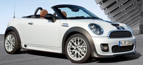 Product Image - 2012 Mini Cooper Convertible
